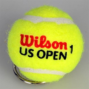 WILSON TENNIS BALL KEY CHAIN ANAHTARLIK