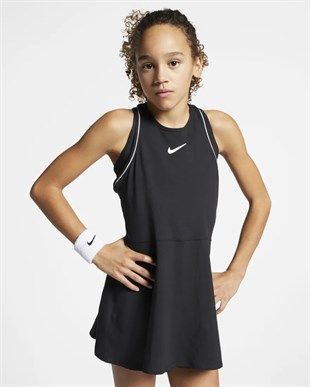 NIKE COURT DRY DRESS BLACK
